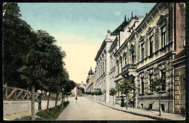 1910 MASSAGE SZALON A SÉTATÉREN