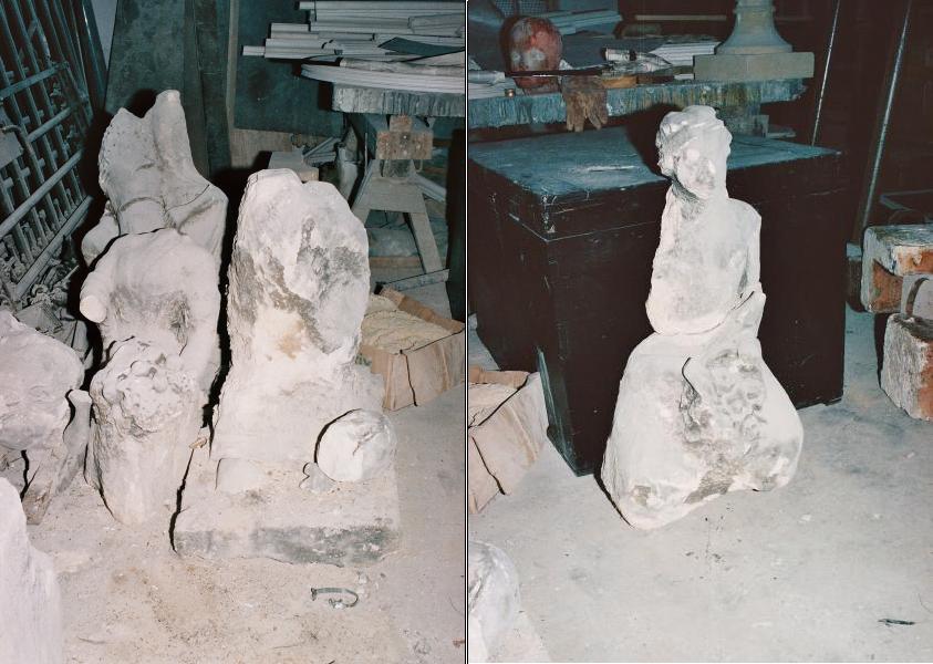 1995 A szobrok megvannak, csak ...JPG