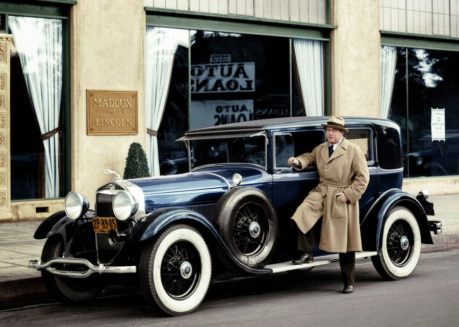 1929 Lincoln Model L 2 window town car..jpg