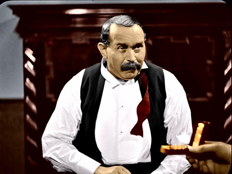 1931. Kabos Gyula a Hyppolit, a lakáj című filmben.jpg