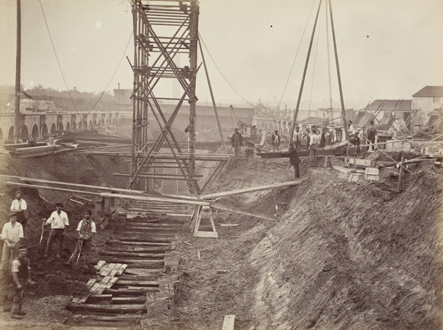 Construction of the Metropolitan Railway, circa 1861 (8).jpg