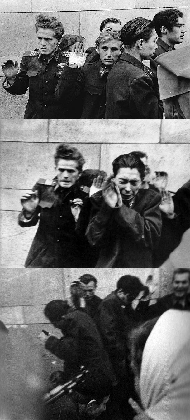 1956. ÁVO-sok kivégzése az utcán..jpg