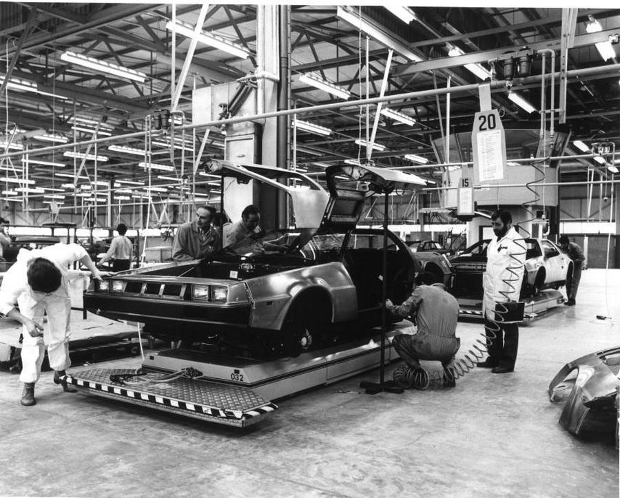 Honda Marysville Factory Tour