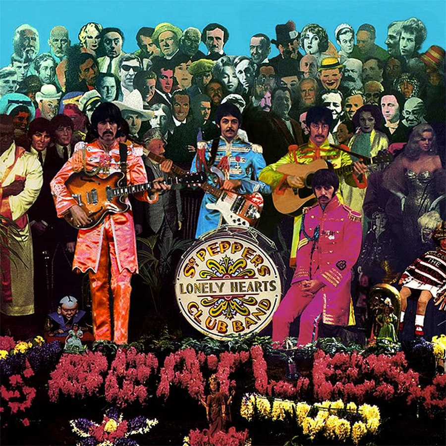 Cover shoot for Sgt Pepper (2).jpg
