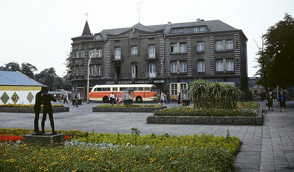 1977. Berlin, Bitterfeld. Hotel Central..jpg