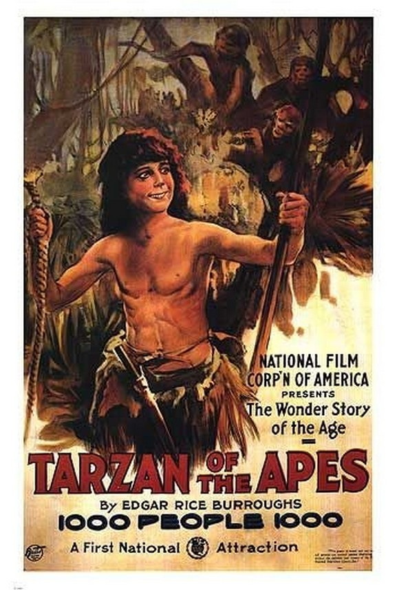 1918. Tarzan of the Apes.jpg