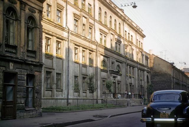 Leningrad, Russia in 1958 (1).jpg