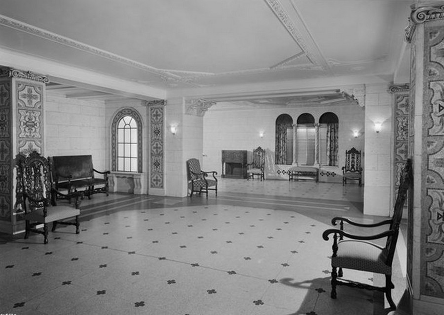 1942. 210 West 101st Street. Remodeled lobby, apartments. 7-8-1942.jpg