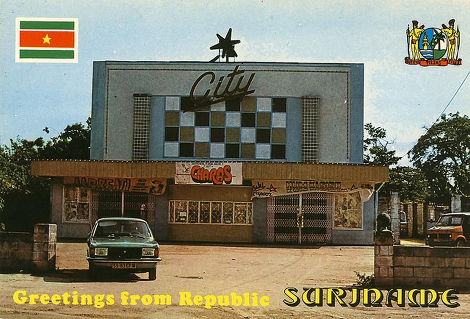 Vintage Movie Theatres and Cinemas (13) City, Suriname.jpg