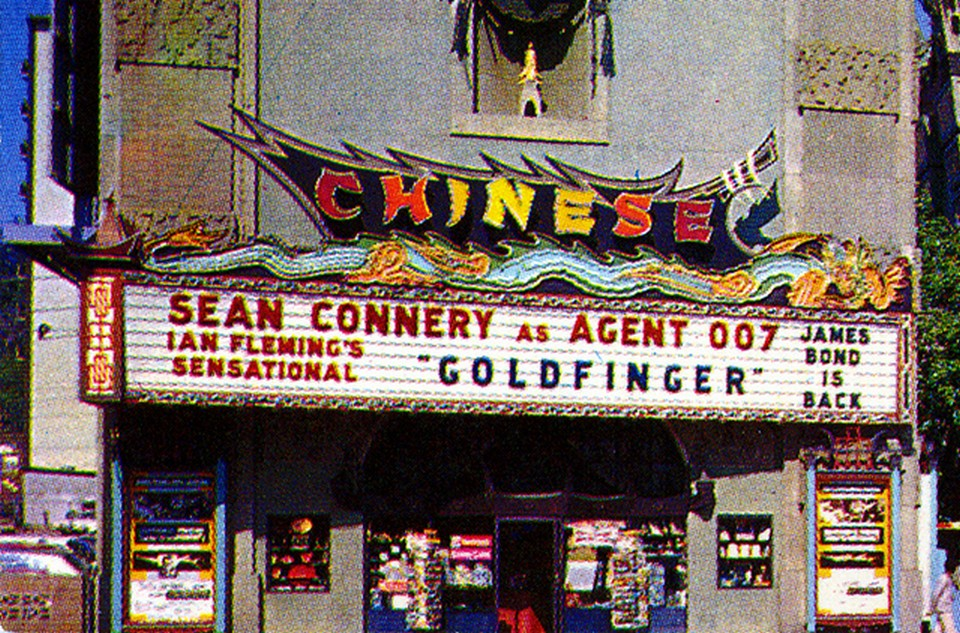 Vintage Movie Theatres and Cinemas (15) Grauman's Chinese Theatre, Hollywood.jpg