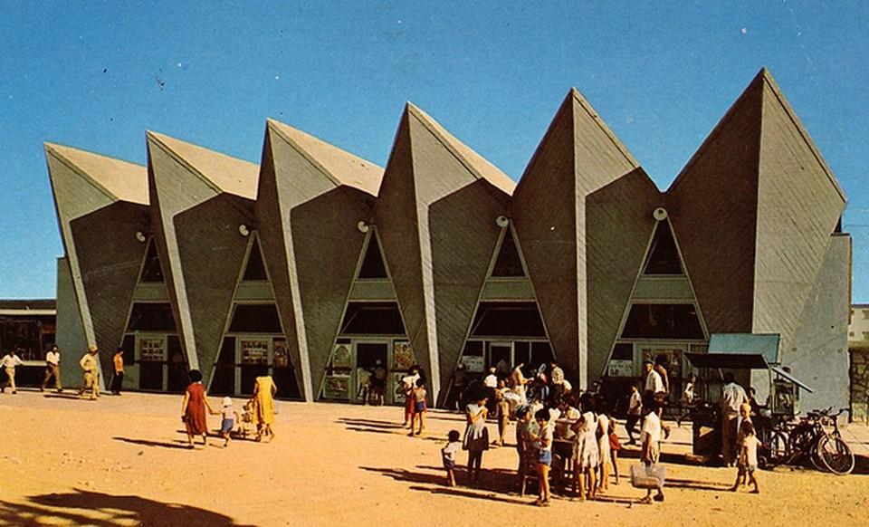 Vintage Movie Theatres and Cinemas (9) Beer Sheba Oroth Hanegeb, Israel.jpg