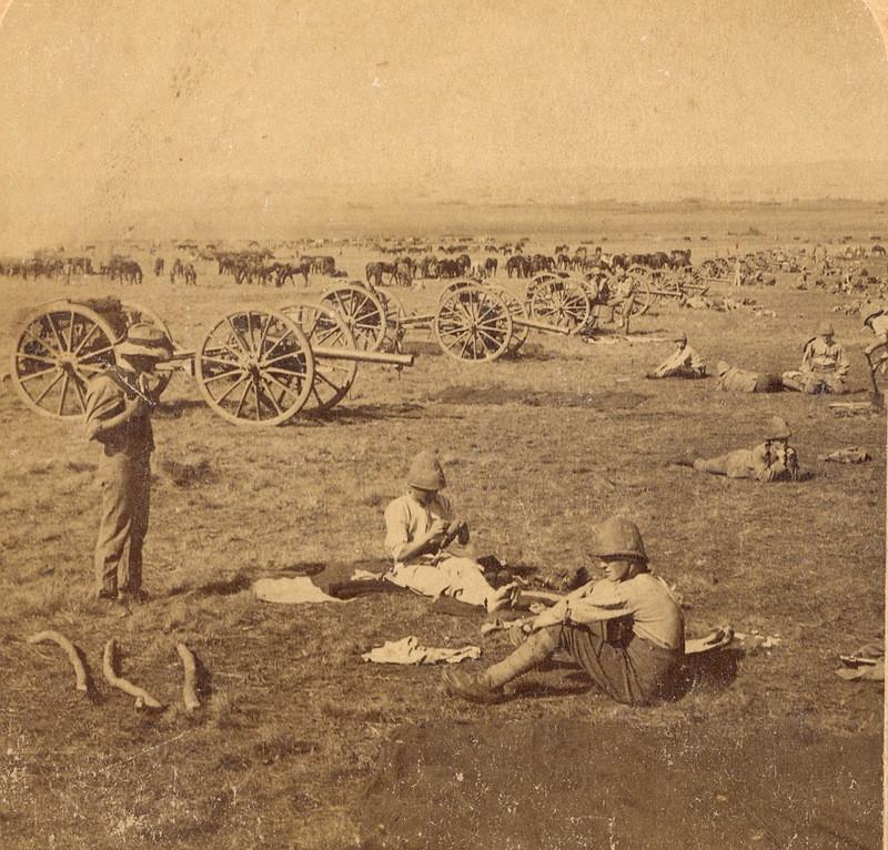 1902. Második angol-búr háború egyik ütközete után készült kép..jpg