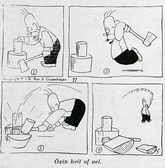 1949. Homer Simpson is koppintás Képregény egy 1949-es izlandi újságból..jpg