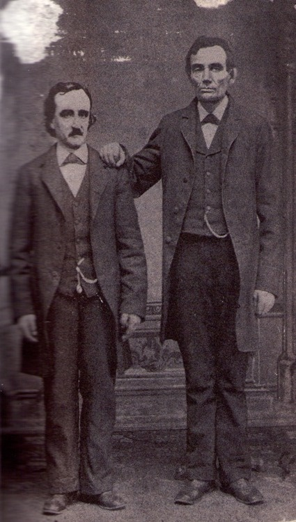 1849. Abraham Lincoln és Edgar Allen Poe..jpg