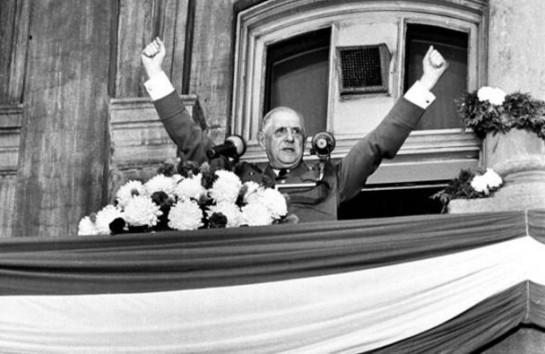 1967. A quebec-i világkiállítás előtt De Gaulle beszédével a francia függetlenségi törekvéseket bátorítja Kanada franciák lakta tartományában..jpg