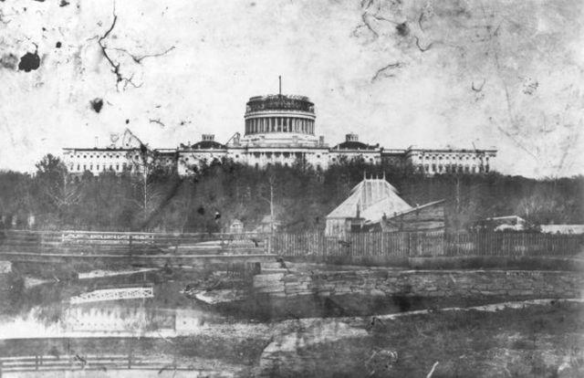 1860. A washingtoni Kapitólium építése.jpg