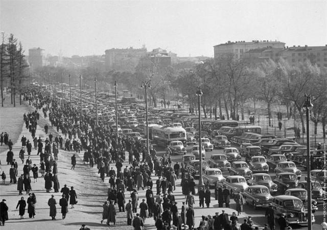 1949. Forgalmi dugó Moszkvában..jpg