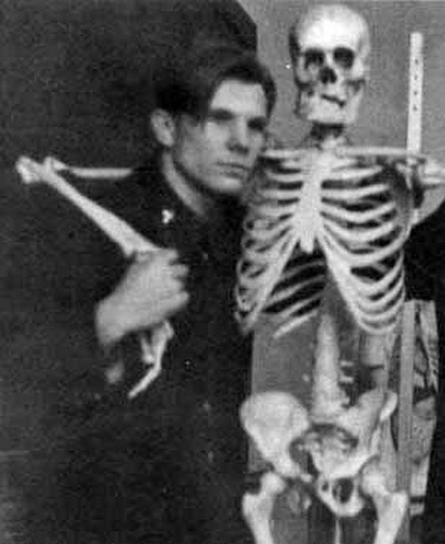 1950. Jurij Gagarin, mint iskolás..jpg