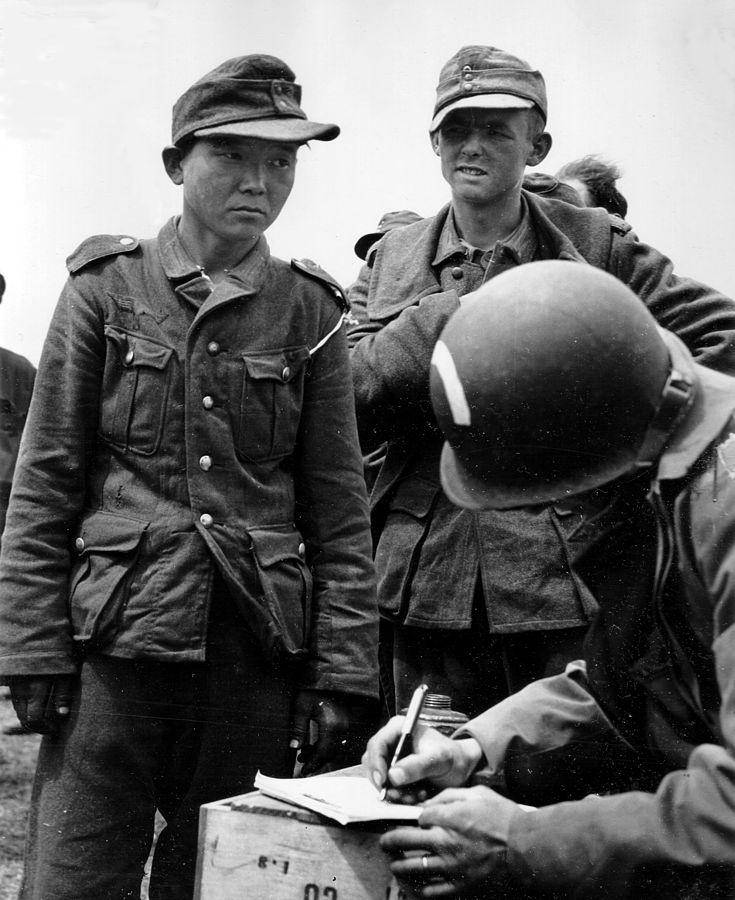 1944. Yang Kyoungjong, aki három hadseregben is harcolt..jpg