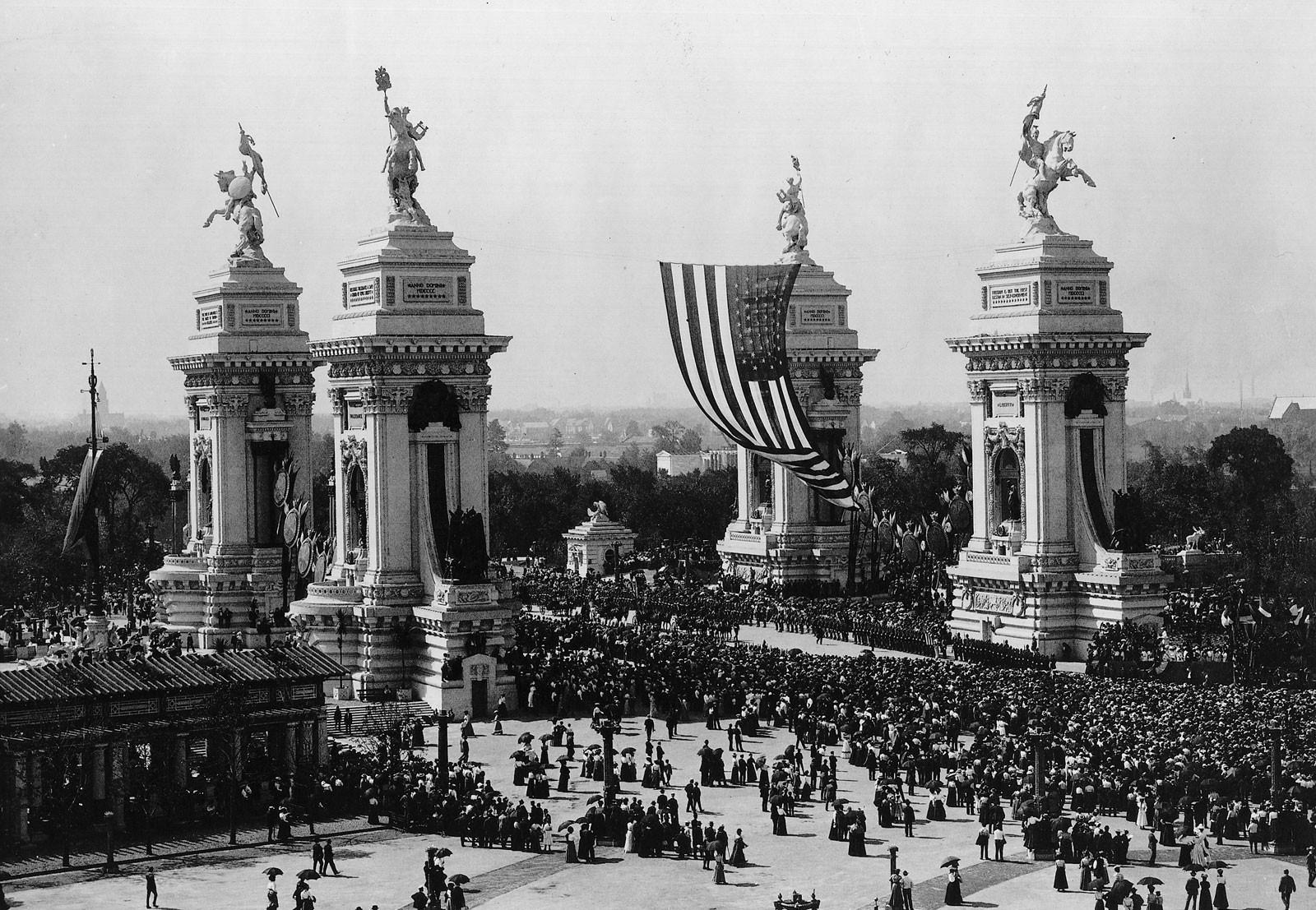 1901. Buffalo, USA. Pánamerikai kiállítás..jpg