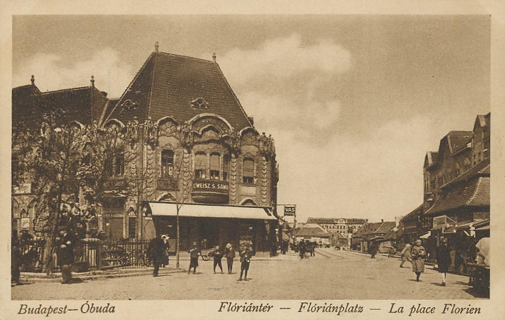 1931. Flórián tér, Budapest..jpg