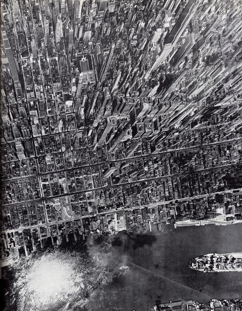 1944. Manhattan szokatlan légifelvételen..jpg