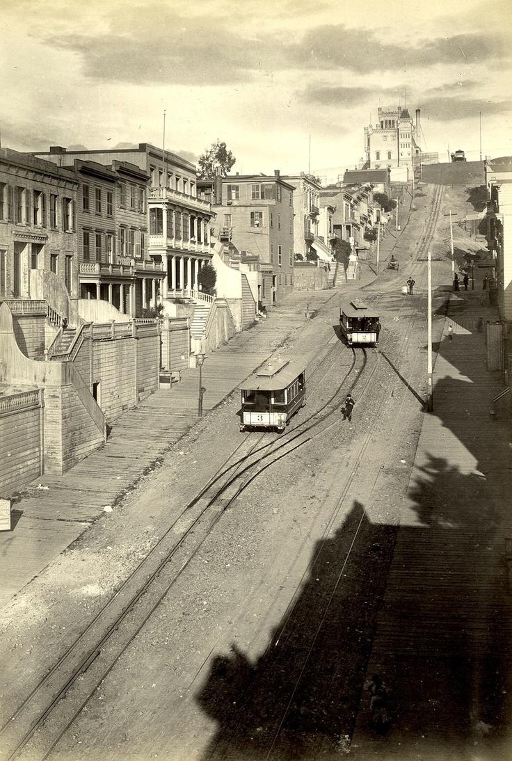 1890. Telegraph Hill. Még a pusztító földrengés előtt..jpg