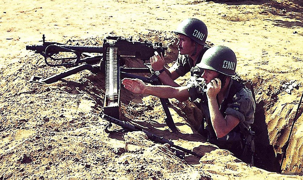 1961. Két svéd ENSZ katona a kongói krízis napjaiban..jpg