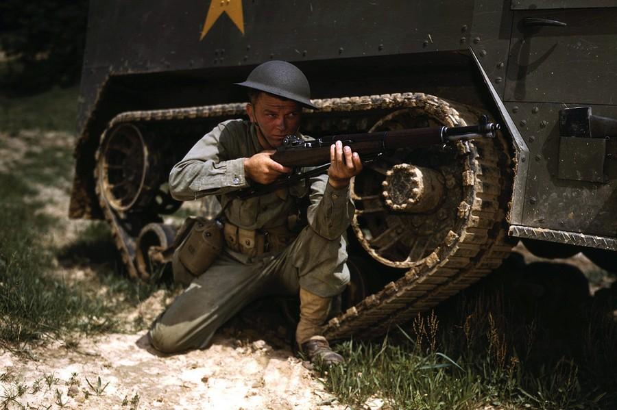 1942. Fort Knoxban készült amerikai propagandafotó..jpg