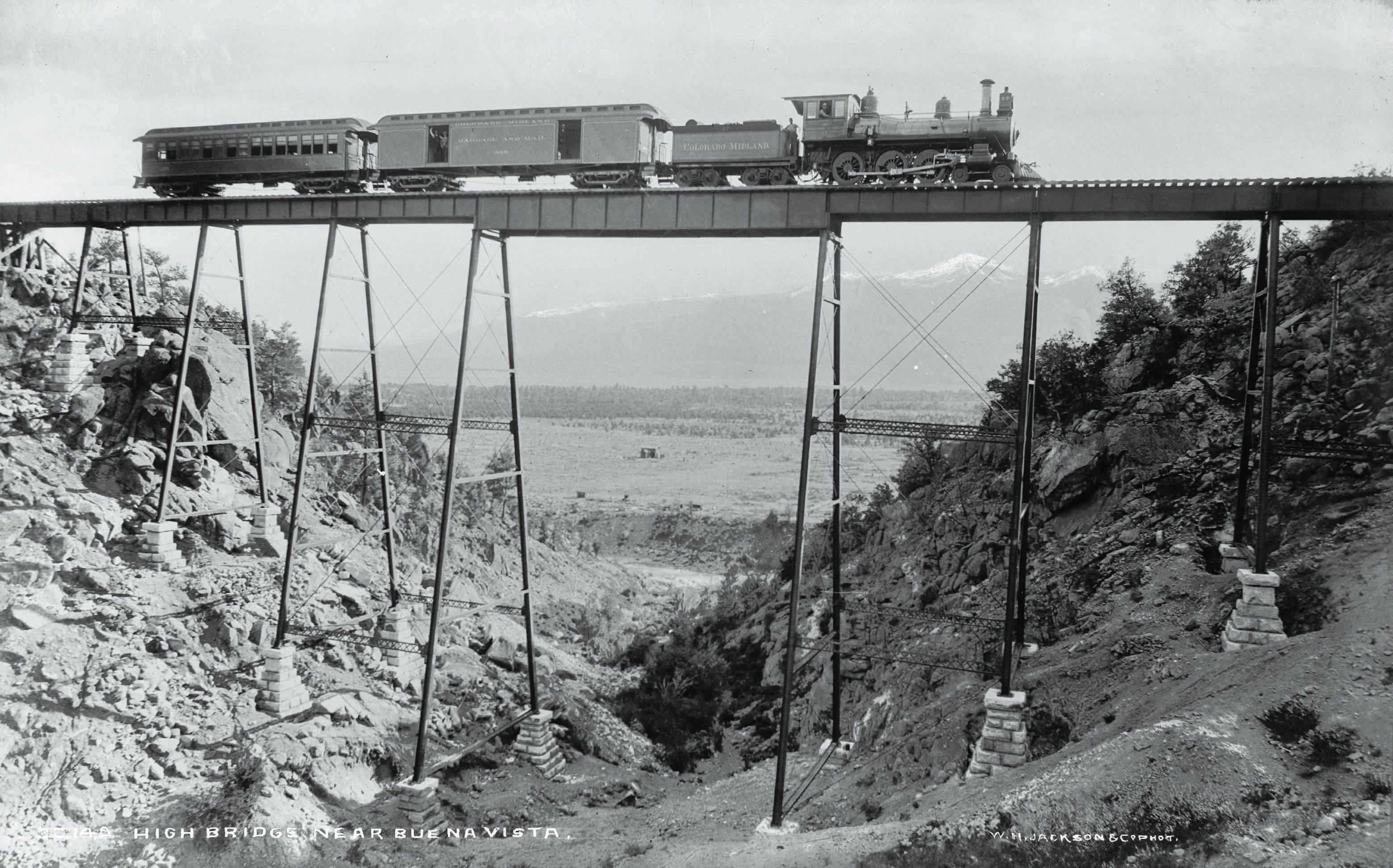 1890. körül. Vasúti híd Buena Vista közelében, USA..jpg
