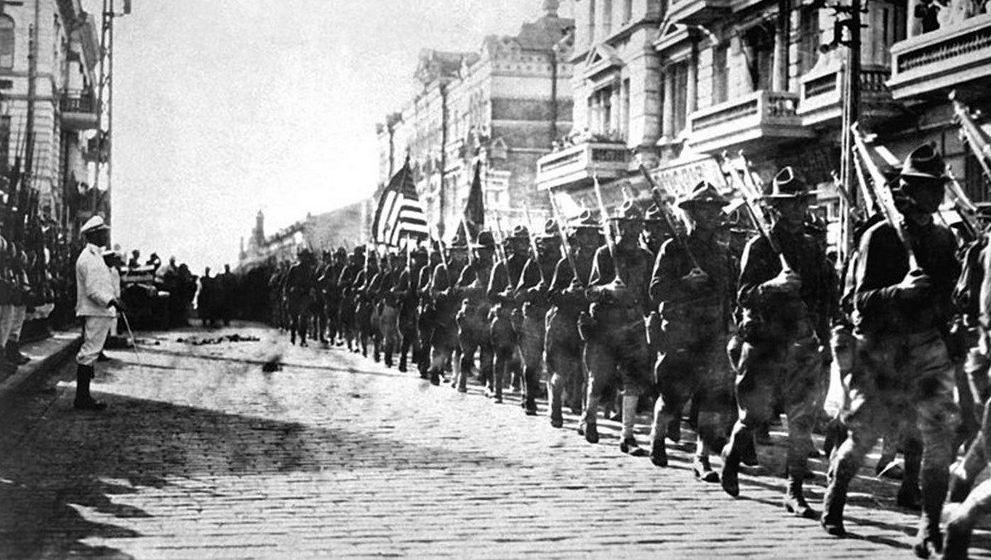 1918. Amerikai csapatok az orosz-távolkeleti Vlagyivosztokban..jpg