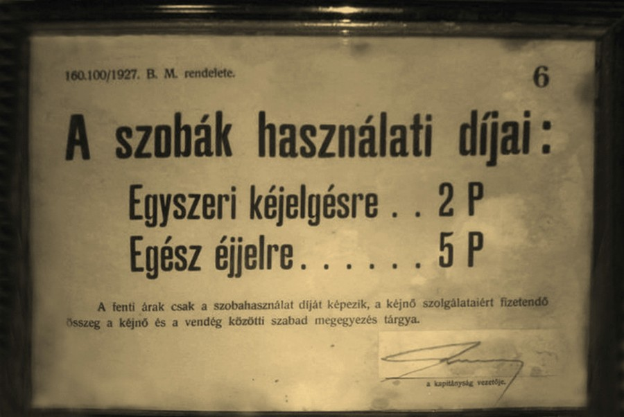 1927. A kéjelgés ára plusz szobadíj..jpg