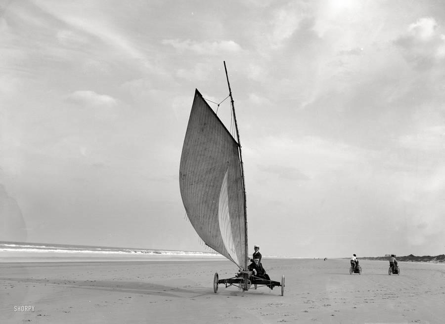 1903. Ormond, Florida. Parti strandszörfösök..jpg