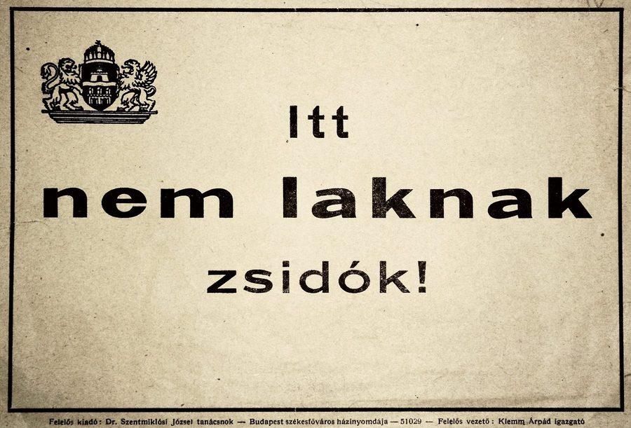 1944. Hivatalosan igényelhető volt ez a tábla a városházáról..jpg
