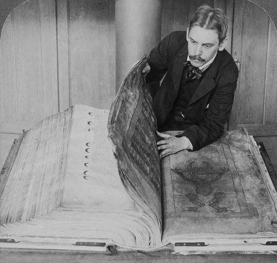 1895. A Codex Gigas Svédországban..jpg