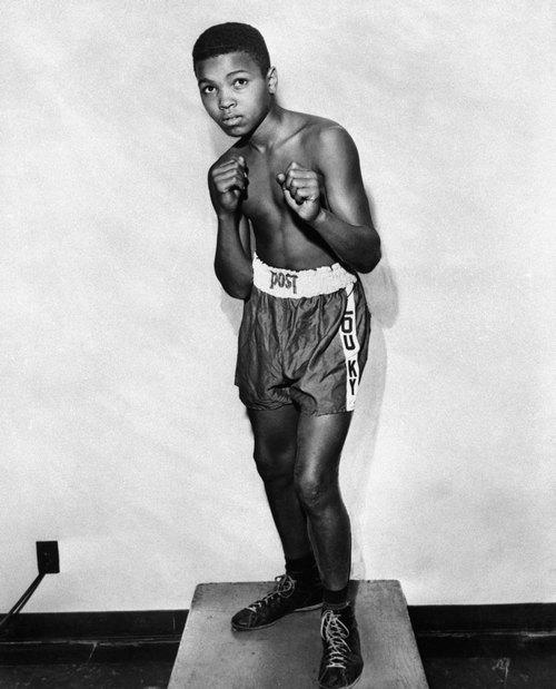 1954. Muhammad Ali, azaz akkor még Cassius Marcellus Clay 12 évesen..jpg