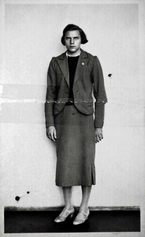 1938. Dora Ratjen német olimpikon letartóztatása..jpg