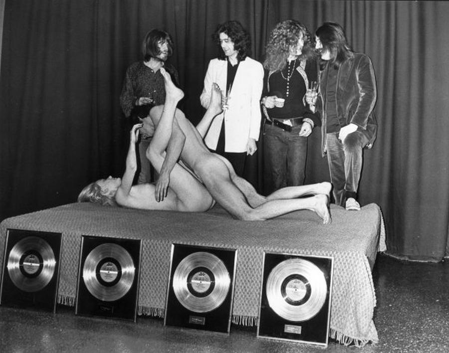 1973. A Led Zeppelin együttes svédországi lemezbemutatója..jpg