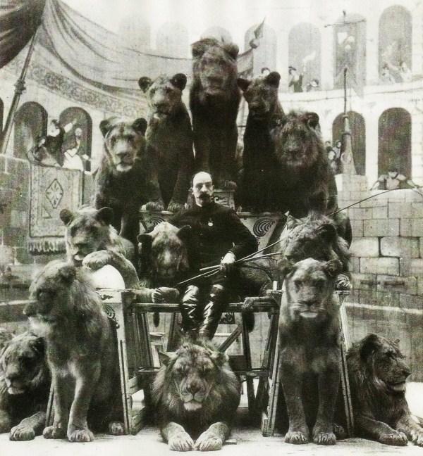 1870. Jack Bonavita minden idők legjobb állatidomárja..jpg