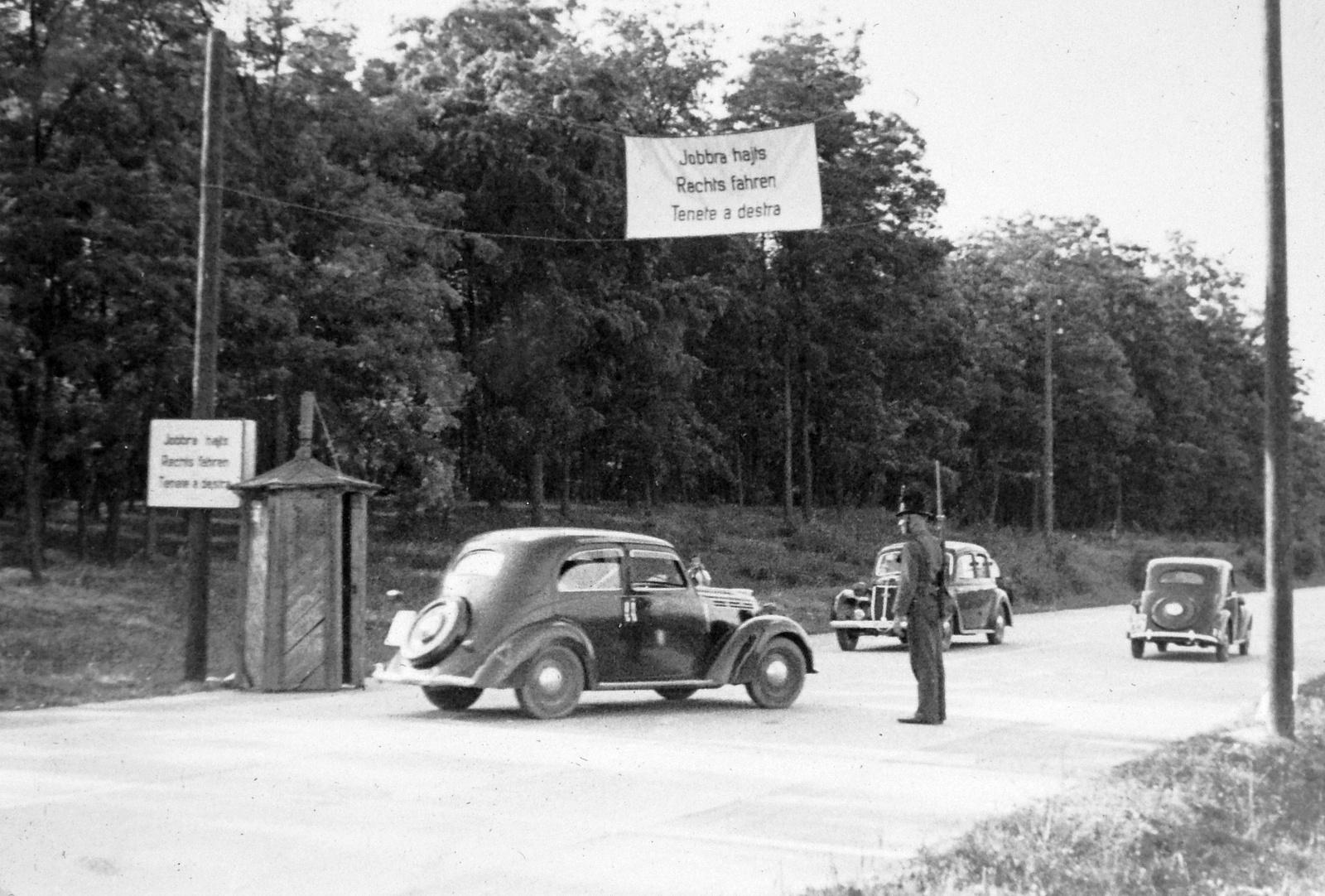 1941. Jobbra hajts bevezetése.jpg