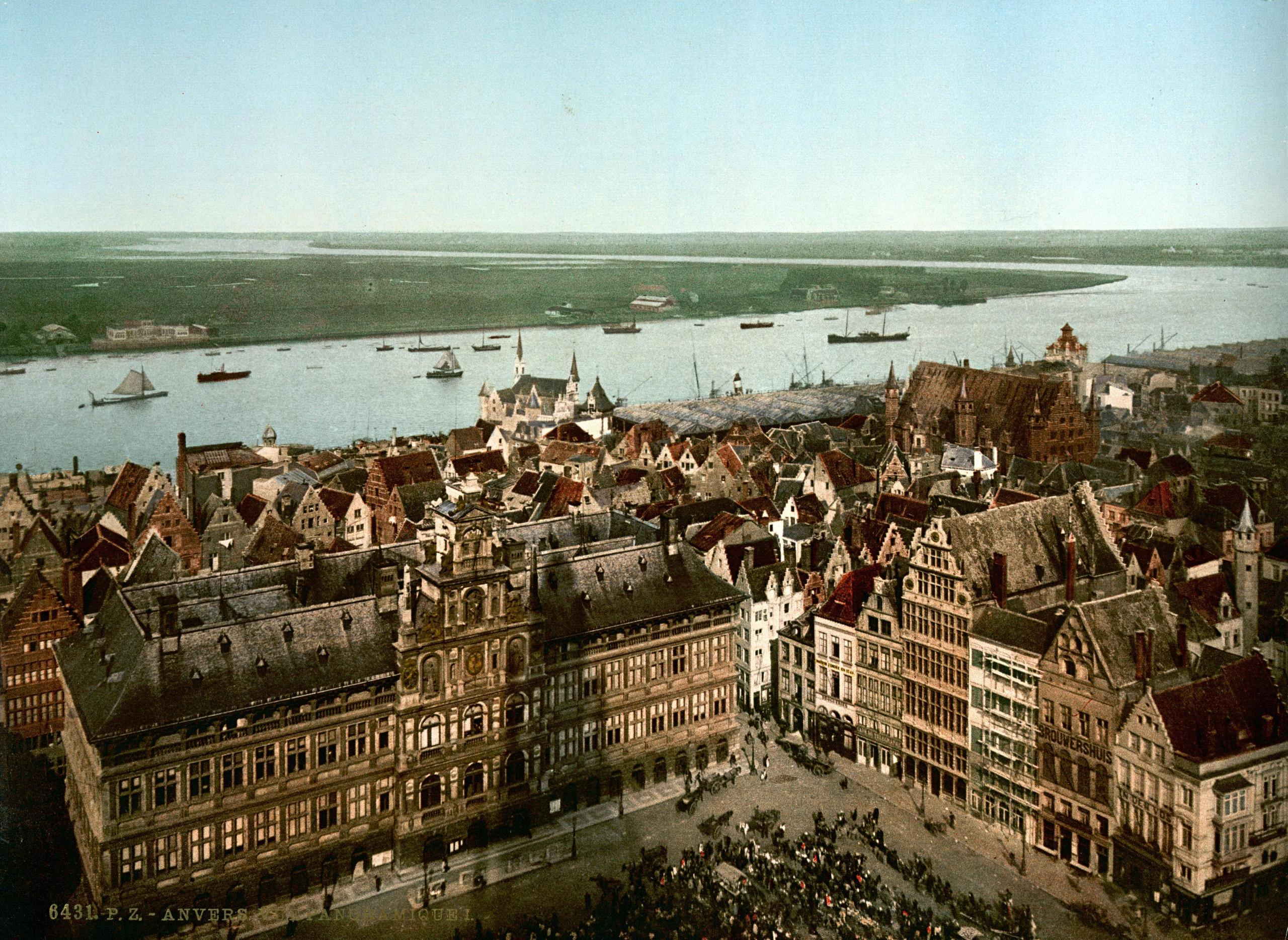 1900. Antwerpen látképe..jpg