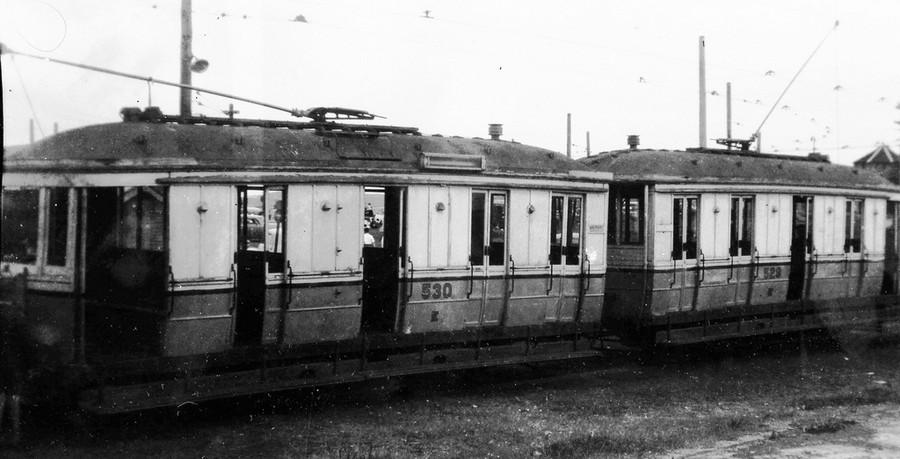 1955. E-car típusú villamos, Sydney.jpg