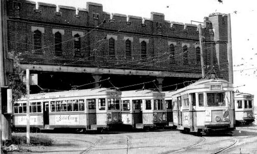 1957. Fort Macquarie remíz, Sydney. 2.jpg