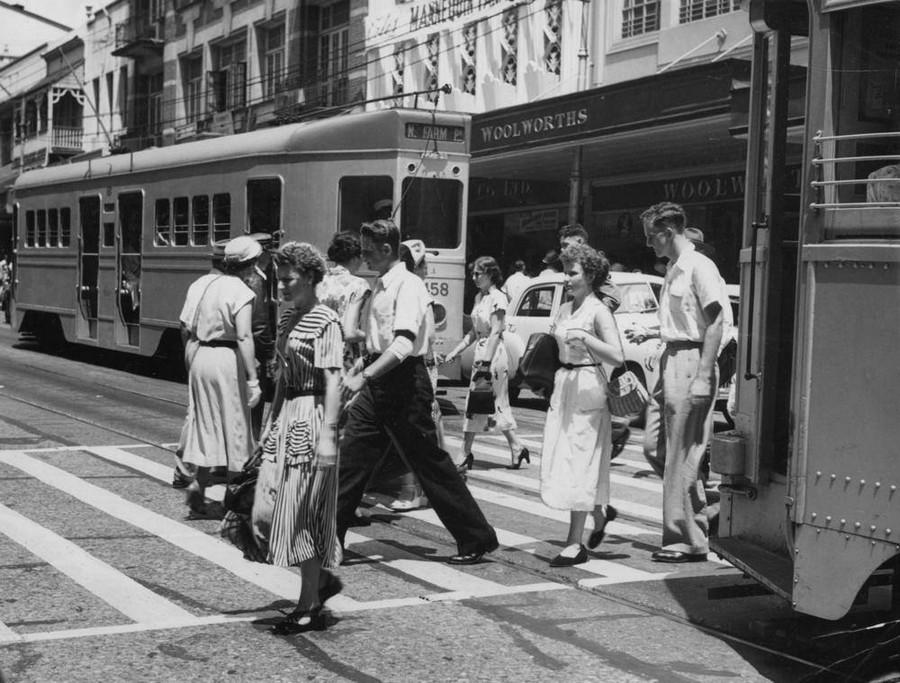 1952. Queen Street, Brisbane..jpg