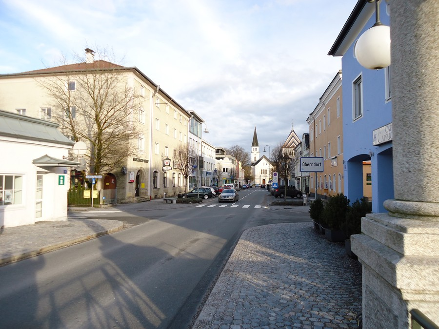 Oberndorf, Ausztria