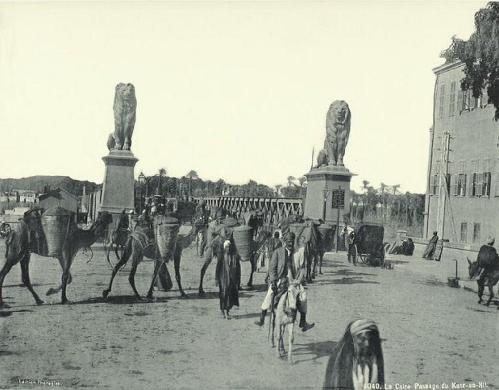 Cairo passage of Kasr-en-Nil [Qasr al-Nil].jpg