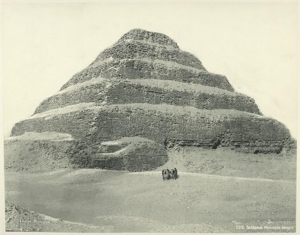 Sakkara [Saqqara] Step Pyramid.jpg