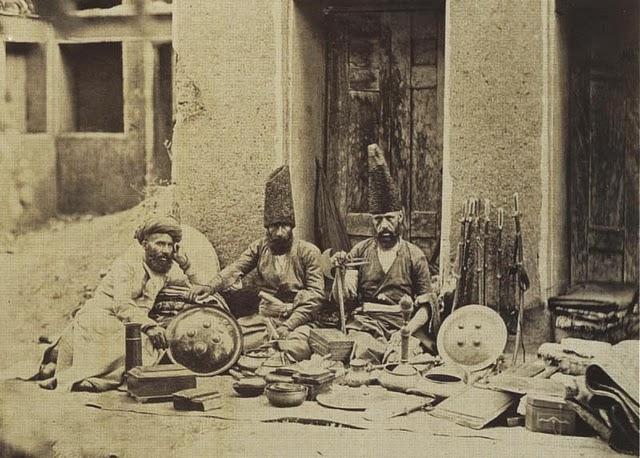 Tehran, Iran from 1848 to 1864 (10).jpg
