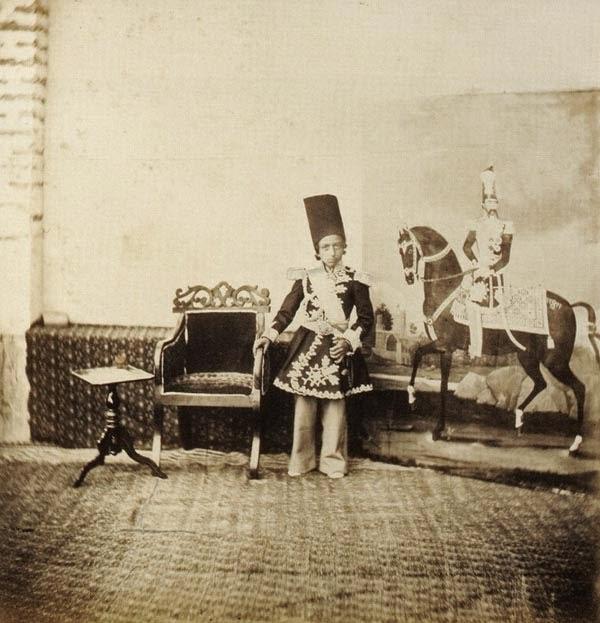 Tehran, Iran from 1848 to 1864 (11).jpg