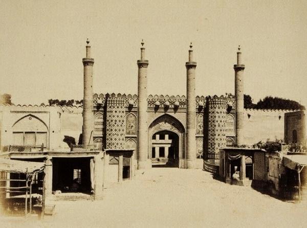 Tehran, Iran from 1848 to 1864 (2).jpg